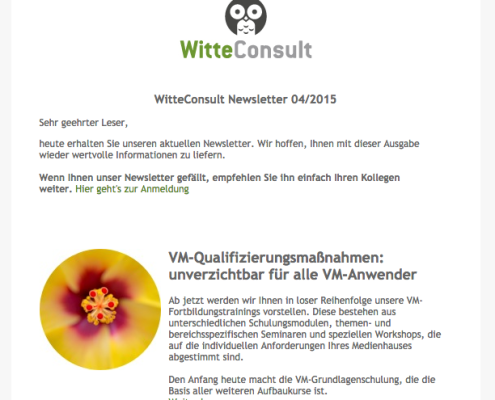 WitteConsult_Newsletter_April_2015
